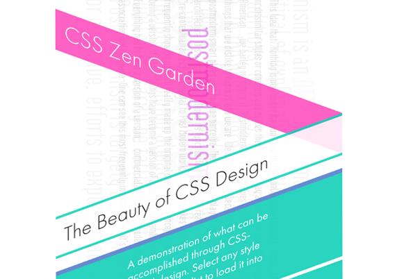 css zen garden franois sanger graphic design - Css Zen Garden